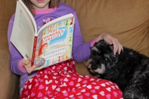 Reading with Rosie